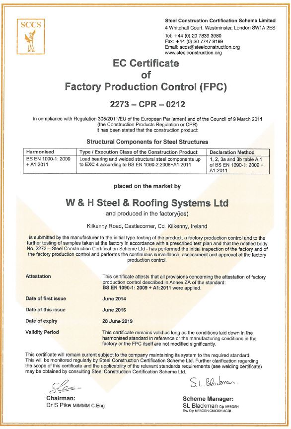 How We Work Steel And Roofing Systems