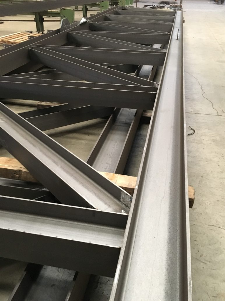 Astellas Truss Fabrication Steel And Roofing Systems