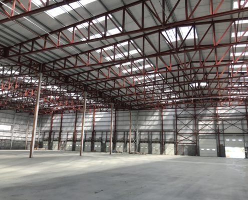 Pharmaceutical Steel And Roofing Systems