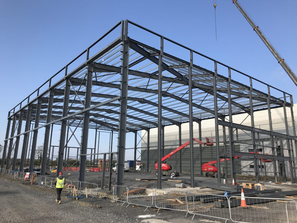 Horizon D6 Amp D7 Complete On Site Steel And Roofing Systems